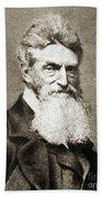 John Brown, American Abolitionist Hand Towel