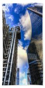 Lloyd's And Willis Group London Bath Towel