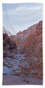 Natural Bridge Canyon Death Valley National Park Bath Towel