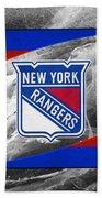 New York Rangers Bath Towel