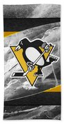 Pittsburgh Penguins Bath Towel
