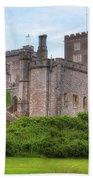 Powderham Castle Bath Towel