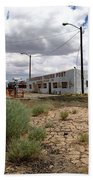 Route 66 - Twin Arrows Trading Post Bath Towel