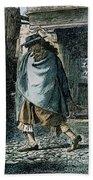 Samuel Pepys (1633-1703) Bath Towel