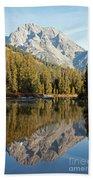String Lake Grand Teton National Park Bath Towel