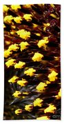 Sunflower From The Color Fashion Mix Bath Towel