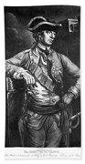 William Howe (1729-1814) Bath Towel
