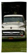 Classic Ford Pickup Bath Towel