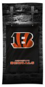 Cincinnati Bengals Bath Towel