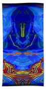 Abstract 53 Bath Towel