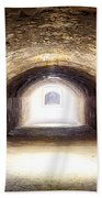 Light At The End Of The Tunnel Bath Towel