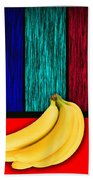 Bananas Bath Towel