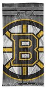 Boston Bruins Bath Towel