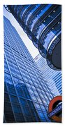 Canary Wharf London Hand Towel