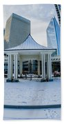 Charlotte Downtown Bath Towel