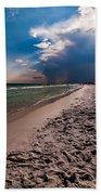 Destin Florida Beach Scenes Bath Towel