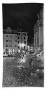 Fontana Di Trevi Bath Towel