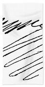 Franz Mesmer (1734-1815) Bath Towel