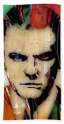 James Cagney Collection Bath Towel