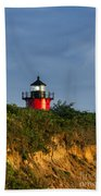 Nauset Lighthouse Bath Towel