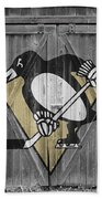 Pittsburgh Penguins Hand Towel