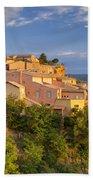 Sunrise Over Roussillon Bath Towel