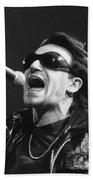 U2 - Bono Bath Towel
