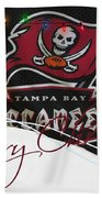 Tampa Bay Buccaneers Bath Towel
