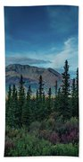 Denali Highway, Route 8, Offers Views Bath Towel