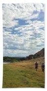 Exploring Big Bend National Park Hand Towel
