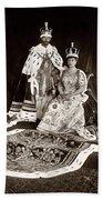 George V (1865-1936) Bath Towel