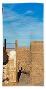 Harmony Borax Works Death Valley National Park Bath Towel