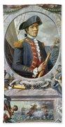 John Paul Jones (1747-1792) Bath Towel