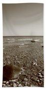 Lake Huron Bath Towel