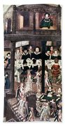 Sir Henry Unton (c1557-1596) Hand Towel
