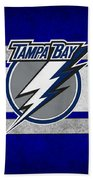 Tampa Bay Lightning Bath Towel