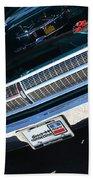 65 Plymouth Satellite Grill-8481 Bath Towel