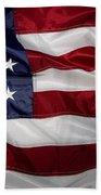 American Flag 52 Bath Towel
