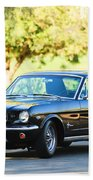 1965 Shelby Prototype Ford Mustang Bath Towel
