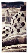 Borobudur Temple Bath Towel