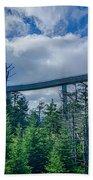 Clingmans Dome - Great Smoky Mountains National Park Bath Towel