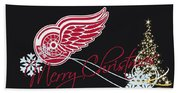 Detroit Red Wings Hand Towel