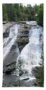 High Falls North Carolina Bath Towel