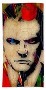 James Cagney Collection Bath Towel