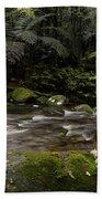 Jungle Stream Bath Towel