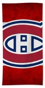Montreal Canadiens Bath Towel