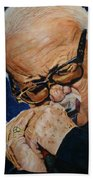 Toots Thielemans Hand Towel