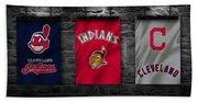 Cleveland Indians Bath Towel