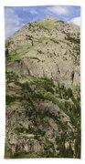Engineer Pass In Colorado  Bath Towel