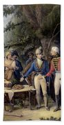 Francis Marion (1732?-1795) Hand Towel